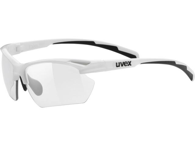 UVEX sportstyle 802 small v Okulary rowerowe biały